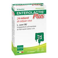 ENTEROLACTIS PLUS POLV 10 BUST