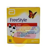 FREESTYLE LITE GLICEM 50str