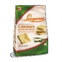 LAZZARONI CRACKERS ROSMARINO50